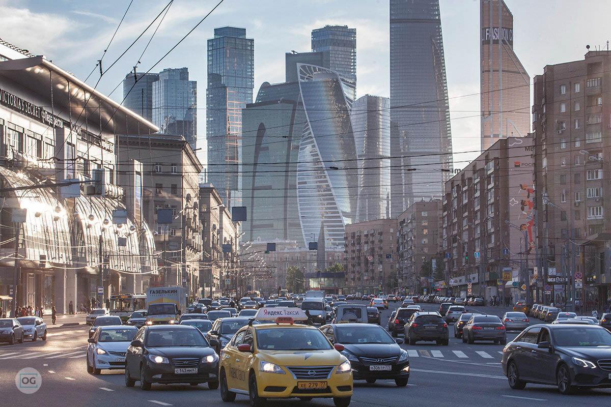 Жить бы я здесь не стал: самые загрязненные районы Москвы