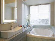 ЖК Видный Город, Окно в ванной комнате