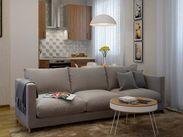 ЖК Люберцы 2017, Пример отделки с мебелью