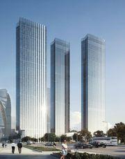 ЖК ‹‹Capital Towers››