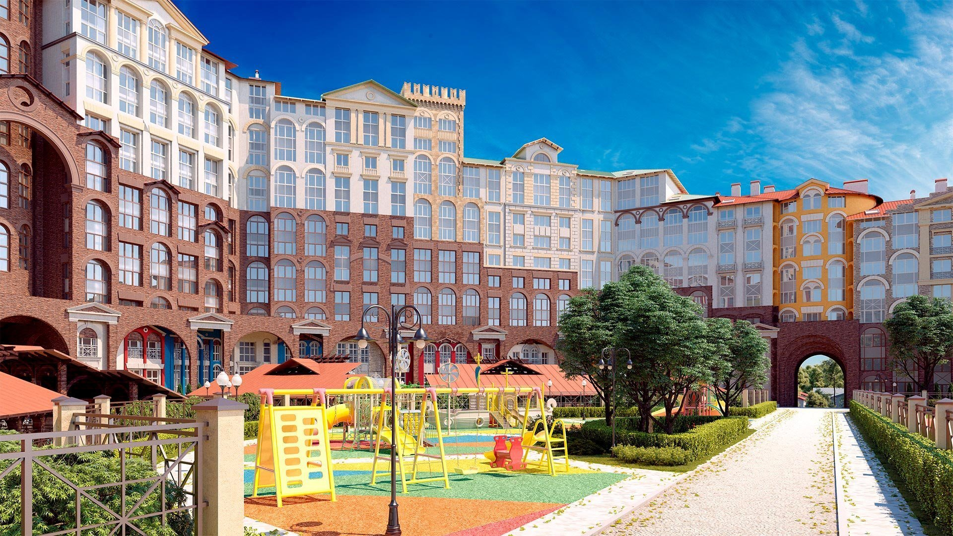 ЖК Римский UP- квартал - официальный сайт на Ongrad rimsky.ongrad.ru