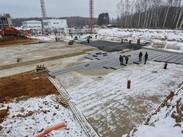ЖК Москвичка, Декабрь 2018г. Корпус 3