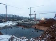 ЖК Москвичка, Февраль 2019г. Корпус 3