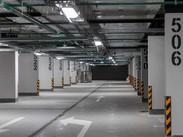 Октябрь 2020г. паркинг