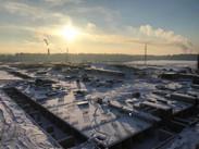 ЖК Новоград Павлино, Январь 2019г. Корпус 16