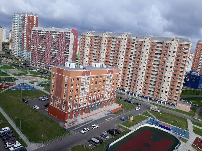 ЖК Некрасовка, Октябрь 2017г.