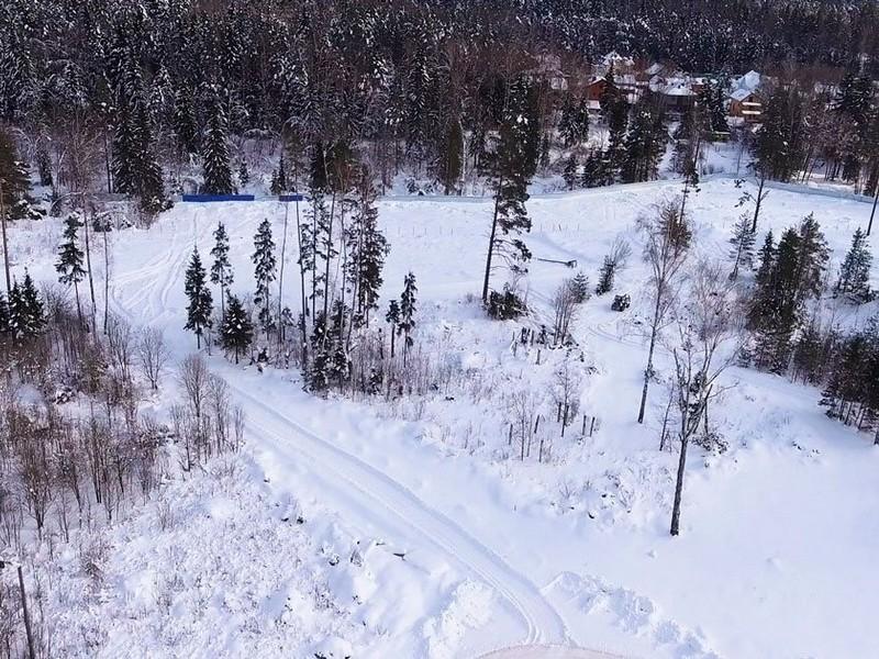 ЖК Лесобережный, Февраль 2018г. Корпус 2