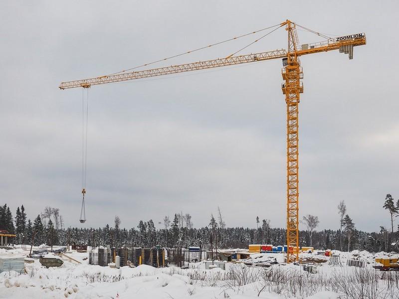 ЖК Лесобережный, Корпус 11. Февраль 2018г.