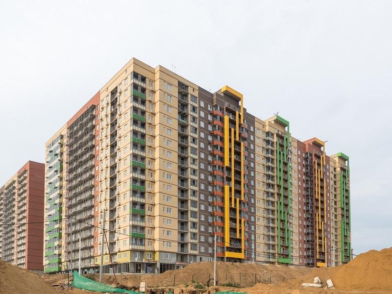 ЖК Томилино 2018, Сентябрь 2018г. Корпус 11