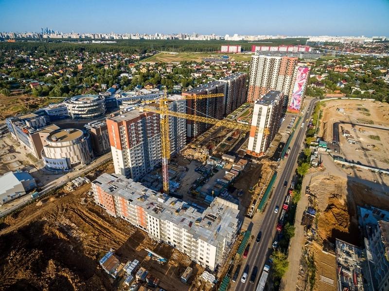 ЖК Позитив, Август 2018г.