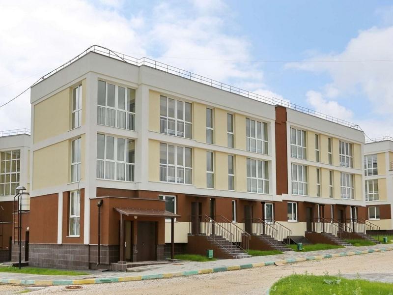 ЖК Малина, Июль 2018г. Корпус 1.3