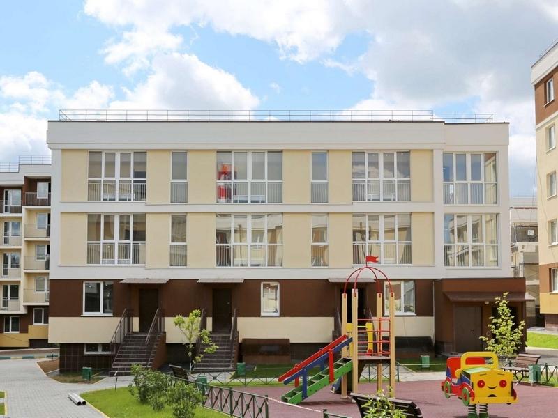 ЖК Малина, Июнь 2018г. Корпус 1.5