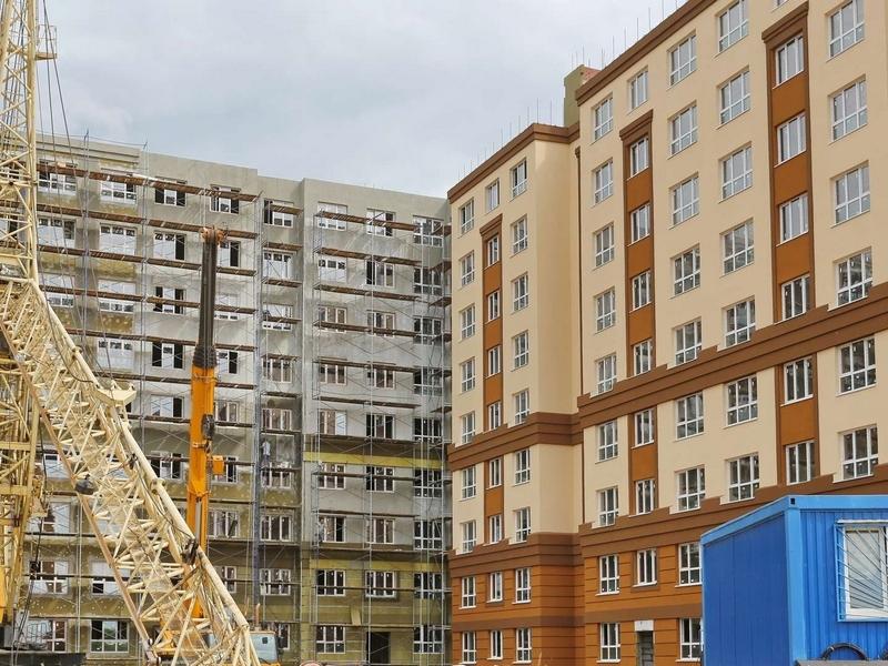 ЖК Государев дом, Август 2018г. Корпус 45