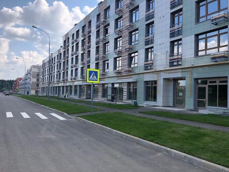 ЖК Новогорск Парк, Июль 2018г.
