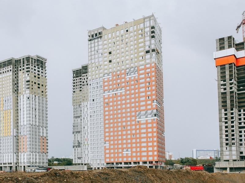 ЖК Спутник, Август 2018г.