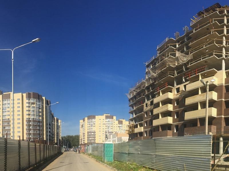 ЖК Полет, Сентябрь 2018г.