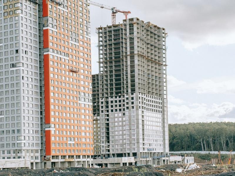 ЖК Спутник, Сентябрь 2018г. Корпус 6