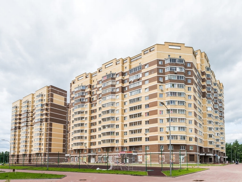 ЖК Новое Пушкино, Июнь 2018г.