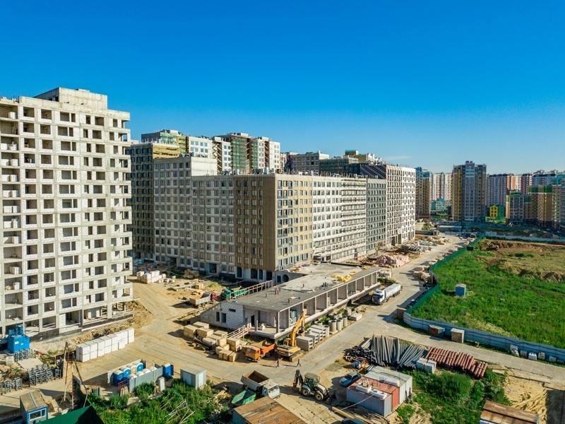 ЖК Эко Видное 2.0, Июль 2018г.